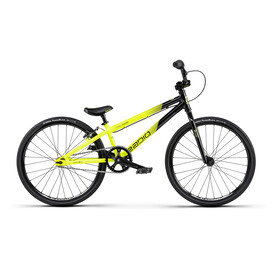 "Radio Bikes Cobalt Junior 20"", black/neon yellow"